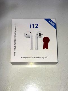 Auriculares Bluetooth 5.0 Tws I12táctiles