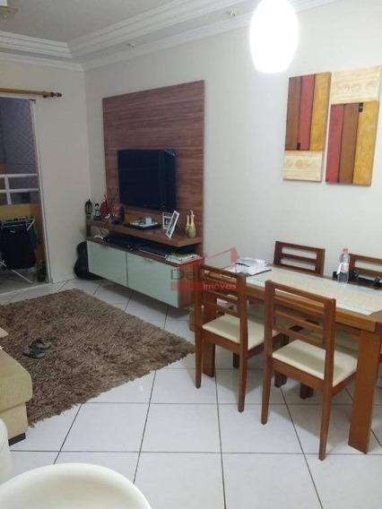 Apartamento Com 2 Dormitórios À Venda, 54 M² Por R$ 235.000,00 - Residencial Das Ilhas - Bragança Paulista/sp - Ap0160