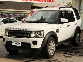 Land Rover Discovery Diesel 2016