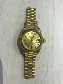 Rolex Lady President Ouro