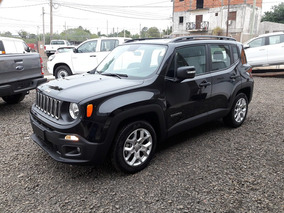 Jeep Renegade 1.8 Sport Manual Con Permuta Y Financiacion