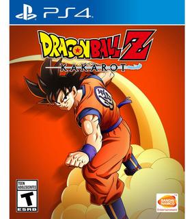 Juego Ps4 Bandai Namco Dragon Ball Kakarot