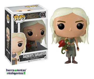 Daenerys Targaryen Game Of Thrones Funko Pop