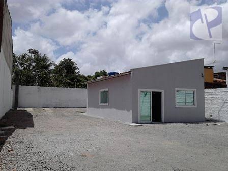 Terreno Comercial Para Locação, Messejana, Fortaleza - Te0343. - Te0343