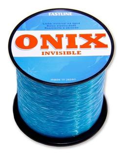 Linha De Pesca Japonesa Fastline Onix Invisible 500m