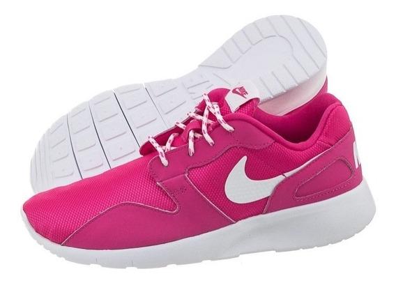 Tenis Nike Kaishi Gs Dama 24-25mx 705492 Correr Originales