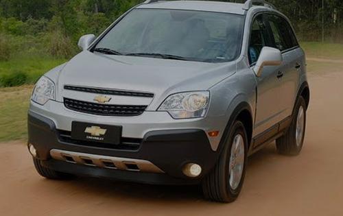 Chevrolet Captiva 2010 3.6 Sport Awd 5p