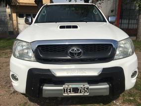 Toyota Hilux 2009 Srv Unico Dueño !!!!!!!!!!!