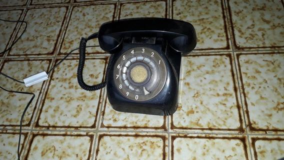 Teléfono A Disco- Funcionando- Entel
