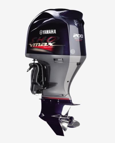 Imagem 1 de 1 de Motor De Popa Yamaha Vf 200 Hp 2021 Okm ( 18 X No Cartao )
