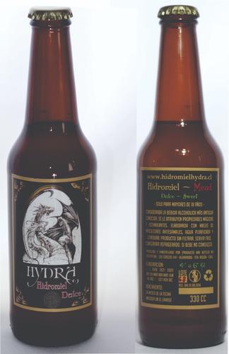 Hidromiel Hydra, 12 Unidades ¡¡¡envío Gratis!!!