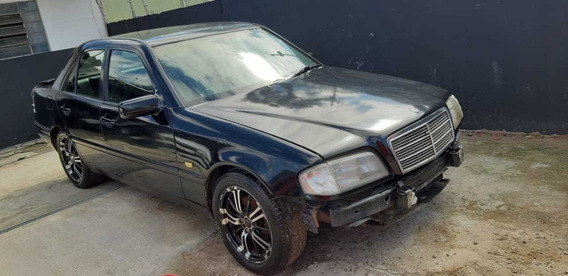 Mercedes Benz C 180 1995 Mecânica Sucata Para Venda De Peças