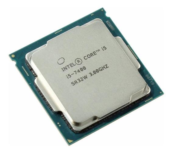 Processador 1151 7ª Geração Intel Core I5-7400 4 Núcleos