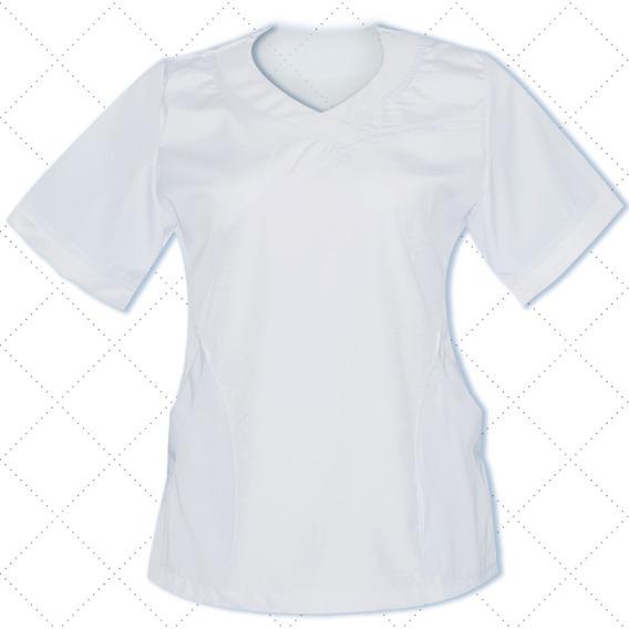 Uniforme De Enfermeria Para Dama Cerrada K07