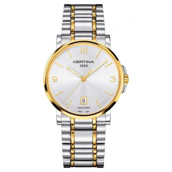 Relógio Certina C017.410.22.037.00 Ds Coimano Gent