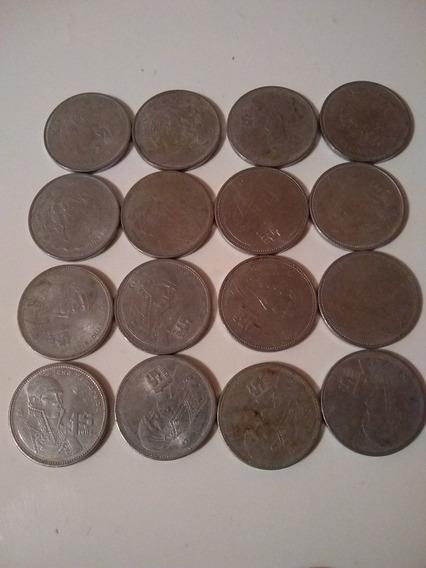 Moneda Mexicana De 1$ Peso Diferentes Años