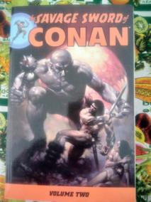 Savage Sword Of Conan Tpb 2 Dark Horse