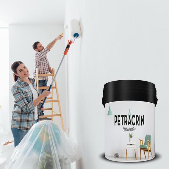 Petracrin Latex Interior Mate X 20litros Sin Interes