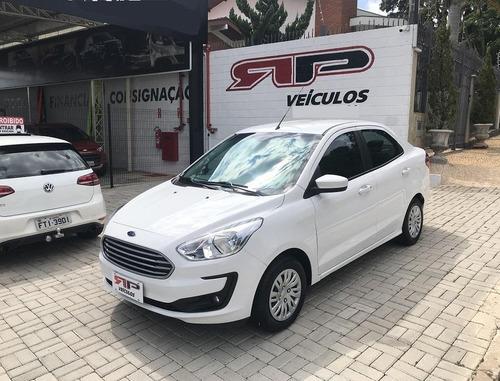 Ka Sedan 1.5 Se Flex 2018 Troco E Financio