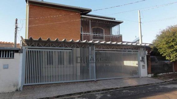 Casa Com 4 Dormitórios À Venda, 270 M² Por R$ 690.000 - Jardim Nova Europa - Campinas/sp - Ca12478