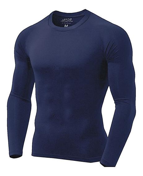 Camisa Térmica Segunda Pele Proteção Uv Nova Street Mista