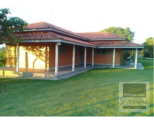 Imagem 1 de 12 de Chácara À Venda, 3200 M² Por R$ 400.000,00 - Campo Do Meio - Araçoiaba Da Serra/sp - Ch0015