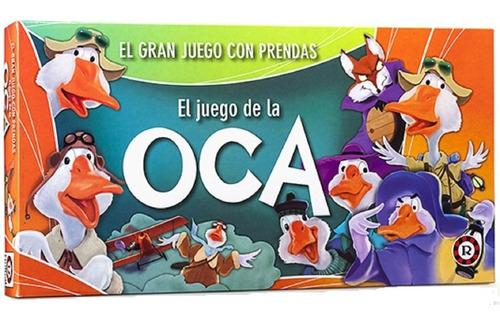 Juego De La Oca Con Prendas Juego De Mesa Ruibal Educando