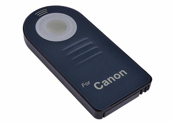 Controle Disparador Greika Ir/c Para Câmeras Canon
