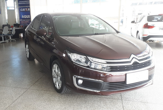 Citroen C4 Lounge 1.6 Flex Thp Feel