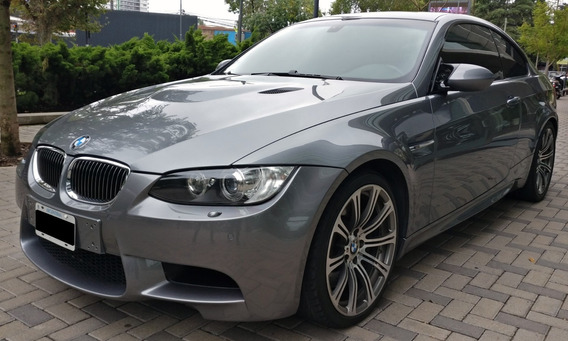 Bmw M3 Coupe Mt 2008