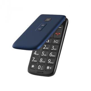 Celular Multilaser Flip Vita Dual Chip Mp3 Azul P9020