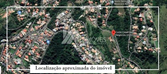 Rua Americo Ferreira De Camargo Filho Qd R Lt 20, Colinas Do Ermitage (sousas), Campinas - 344186
