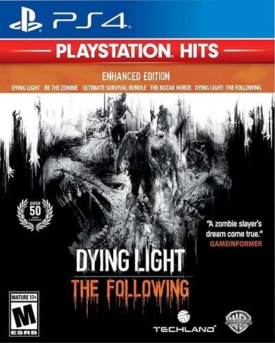Dying Light The Fallowing Ps4 Mídia Digital 1 Português
