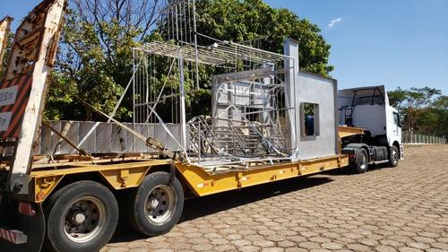Imagem 1 de 13 de Carreta Prancha, P2 Suspensao Ar