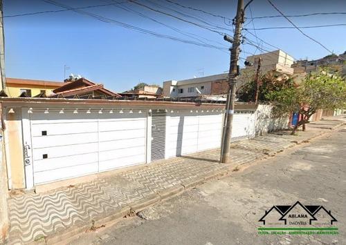 Casa 259mts² Jardim Guarará Santo André/sp - Abca0040