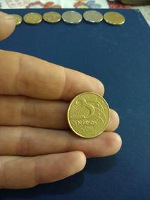 A1758 Moeda 25 Centavos 1998