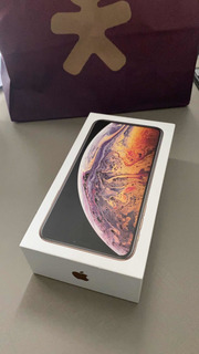 Caixa iPhone XS Max 256 Gb Original