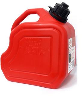 Bidon Para Combustible 5 Litros C/ Pico Soch Ind Nacional