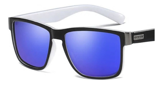 Óculos De Sol Masculino Polarizado Uv400 Dubery Urban Cores