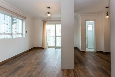 Studio Com 1 Dormitório À Venda, 57 M² Por R$ 775.000 - Brooklin - São Paulo/sp - Ap24750