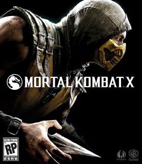 Mortal Kombat X Key Pc - Global Chile
