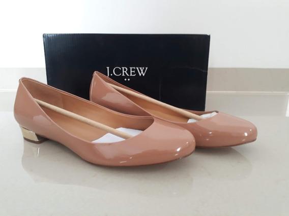 Zapatos J. Crew Mujer Nuevos Talla 24 Mex 7 Americano