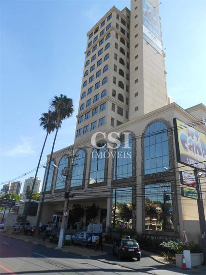 Sala Comercial Para Locação, Cambuí, Campinas. - Sa0078