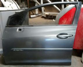 Porta Dianteira Original Do Honda New Civic 2012 À 2016.
