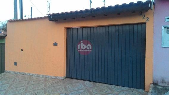 Casa Residencial À Venda, Jardim Flamboyant, Sorocaba. - Ca0417