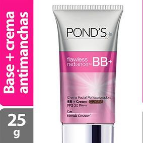 Crema Ponds Base Maquillaje Flawless Bb Cream Medium X 25 Ml
