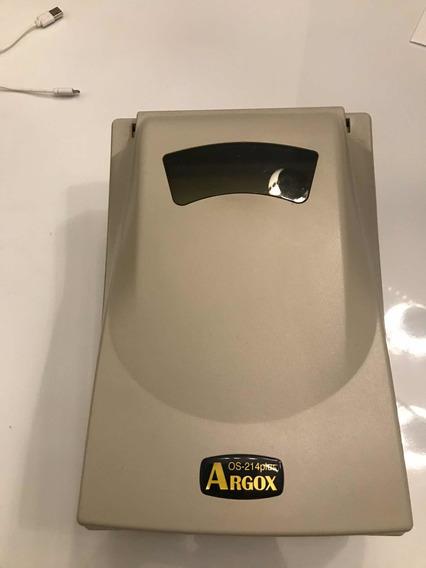 Impressora Etiquetas Argox Os214 Plus