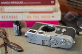 Leica M3 Ds 1954 Raridade Primeiro Ano No. Série 70xxxx