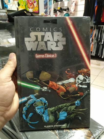 Comics Star Wars: Guerras Clônicas 3