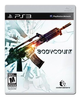 Bodycount - Playstation 3